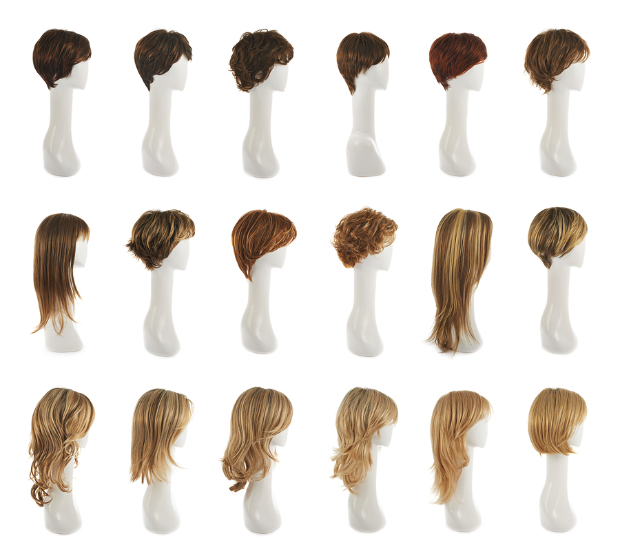 Determine Your Wig Size | Wig Specialists | Pitman Wig Boutique Wigs